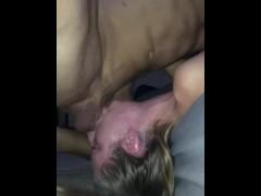 Insane Throat Bulging Teaser - Kenfucksbarbie