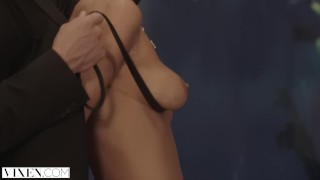 Friend ariana vixen her marie and by huge dominated are cock reverse vixen