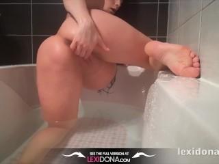 Lexidona - Massage The Vagina