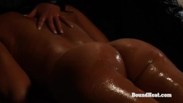 Betrayed Cargo: Slave Gets Full Body Wash And Massage