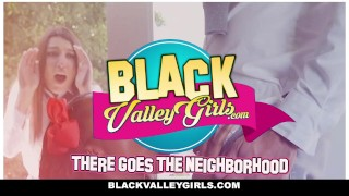 BlackValleyGirls - Sharing My Stepdads Huge Cock With My Bff Skinny young