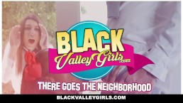 BlackValleyGirls - Sharing My Stepdads Huge Cock With My Bff