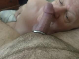 me worshiping cock d