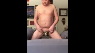 Humping Pillow in Tuggie Pussy babes