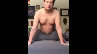 Humping Pillow in Tuggie