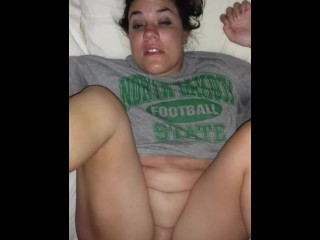 Timid wife wakes up to morning sex