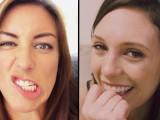 CUTE PORN GIRLS TURNED INTO NAUGHTY SLUTS - CUTE MODE | SLUT MODE - R&R02
