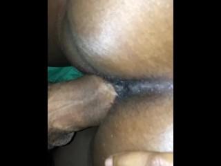 Tight pussy ebony