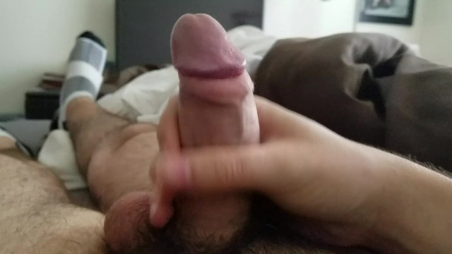 Big Dick Jerking Off Moaning