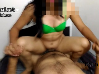 Sexy Cuckold Indian Wife Shared With Friend Riding On Dick