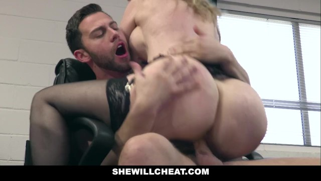 Older milf cheating with black stud Shewillcheat - older milf nina hartley hires young stud for hardcore sex