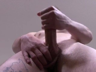 Preview 6 of ActiveDuty Shy 18yo Twink Plays with His Dick