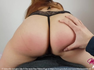 Horny Petite Girlfriend in sexy outfit - MiaQueen Amateur SexTape !!!