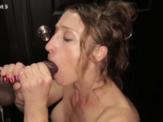 Sewing pussy lips mature cock sucker loves being a whore gloryholesecrets gloryhole secr