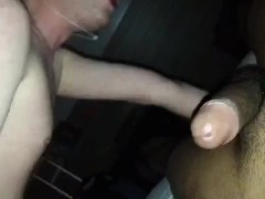 Sucking the beautiful Latin cock of @Marconeedshelp 