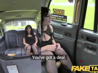 Preview 5 of Fake Taxi Cabbie gives cock hungry minx a good hard fucking