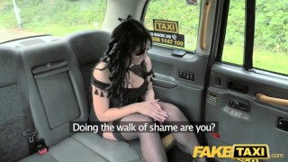 Preview 1 of Fake Taxi Cabbie gives cock hungry minx a good hard fucking