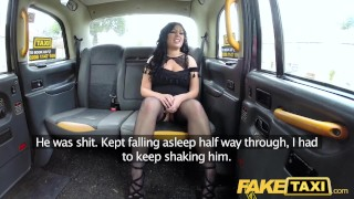 Preview 2 of Fake Taxi Cabbie gives cock hungry minx a good hard fucking