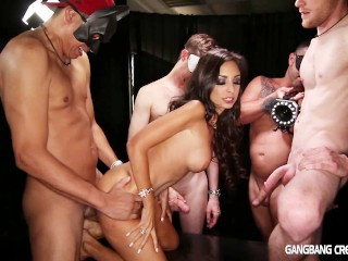 Online shaving porn trinity st clair takes cock like champ getting gangbanged and creampie