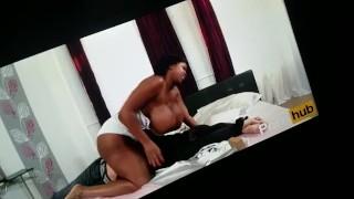 Huge Natural Tits Make Cock Explode Thick Cum