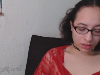 Valentine's Day GFE Beautiful Agony with eye contact