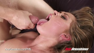Cute Teen Babysitter Kandace Fucks Her Boss
