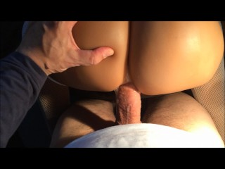 Sex pop Mia & 17de video! 2 cumshots, anaal, amateur, POV, siliconen liefde