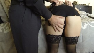 Spanked and Punished Taylor Trust