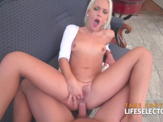 Cecilia Scott - Tight Pussy and Tight Asshole