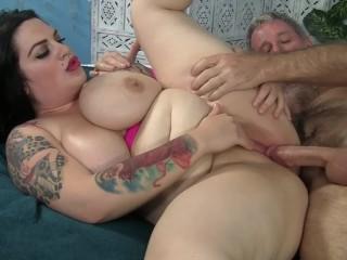 Www Yoojizz Big Titted Tattooed Bbw From Middle America, Big Ass Bbw Big Tits