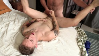 Bratty Son's Anal Punishment from Bear StepDaddy! Son daddy