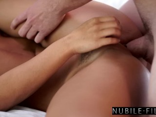 NubileFilms - Eva Lovia Seduces And Swallows S14:E21