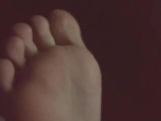 Sexy Boobs and Feet Show ASMR