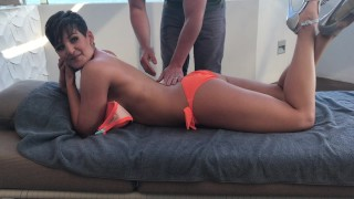 Preview 2 of FUCKED BY THE HOTEL POOL BOY XXX