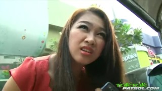 Beautiful Babe We Discovered While Patrolling The Streets of Thailand  point of view anal play thai hairy cim asian blowjob small tits hardcore petite tuktukpatrol facial cum in mouth