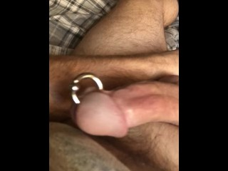 Cock Bulge Pop Out Tease