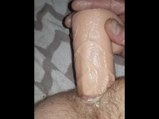 Dildofuck with 20x5cm