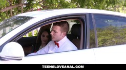 TeensLoveAnal - Teen Has Anal Sex After Prom