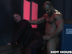 Hard Body Jason Vario's BBC Deepthroat and Anal Penetration