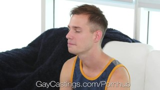 Jakob agent amateur gaycastings cameron by casting fucked bj hd