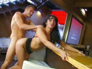 Samantha saint vr hot blooded latina makes dirty dreams come true lovehomporn big boobs