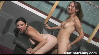 Nikki Montero and Female Eva sucking her cock and cumming on mouth Shaved hospital