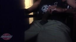 @DickiesHomie - Jerk and Cum by a parTied blatino dick - 7-1-16