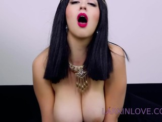 double imposed orgasm creampie feminization virtual sex femdom magic