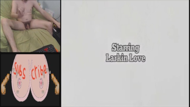 PRONMAN9731 PRESENTS: JACK OFF CHALLENGE EPISODE 2: LARKIN LOVE LATEX