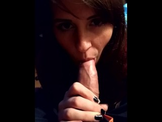 FIRST EVER BLOWJOB