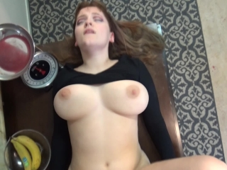 Preview 2 of Young couple have rough clothed sex
