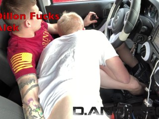 Dillon Fucks Alek Preview