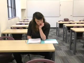 Detention: Professor I need an A; trailer