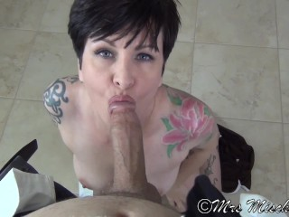 Taking Your Religion - cougar milf pov oral creampie blowjob